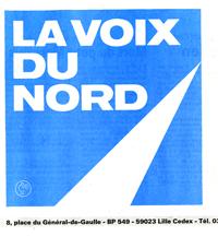 la voix du nord du samedi 18 février 2006