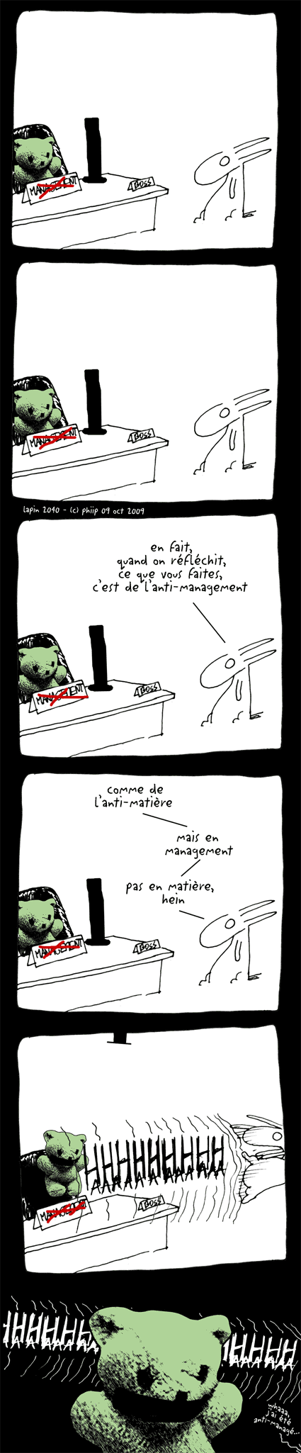 anti-management